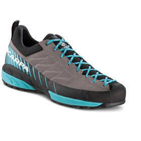 Scarpa Mescalito Shoes Women midgray/baltic